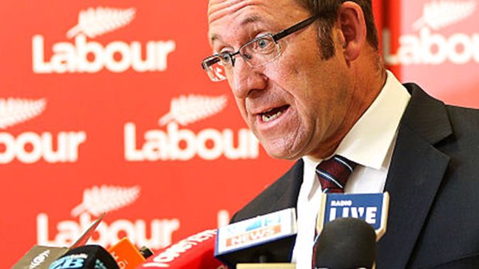 Labour leader Andrew Little (Getty Images)