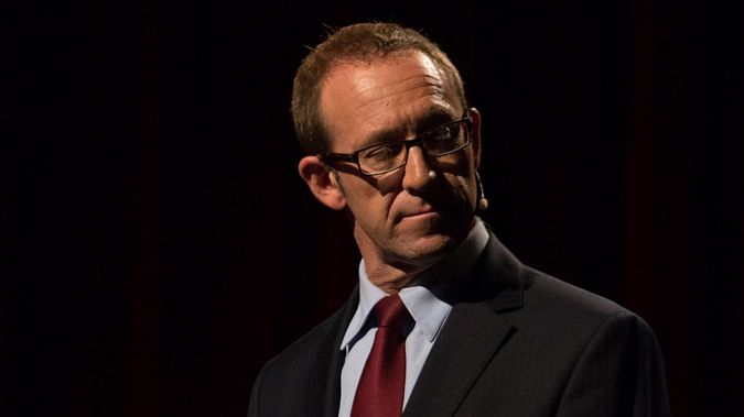 Labour Party Leader Andrew Little (Getty Images)