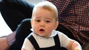 PHOTOS: Prince George turns one