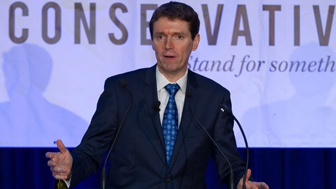 Former Conservative Party leader Colin Craig (Getty Images)