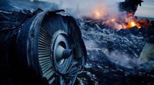 PHOTOS: MH17 crashes in Ukraine