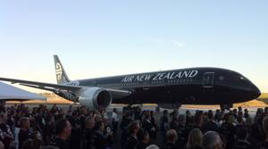 PHOTOS: Air NZ receives first Boeing 787-9 Dreamliner
