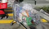 Caller Qwinnall collects trolleys and returns them - Amazing!
