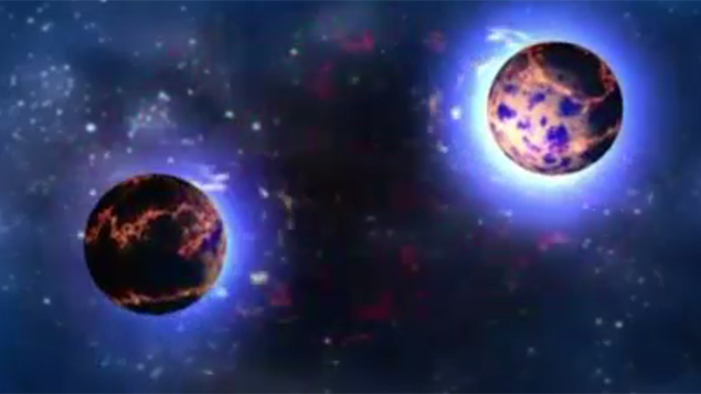 Discovery opens new window on cosmos