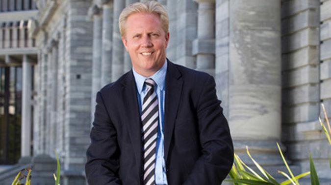Todd McClay (NZ Herald)