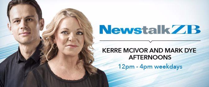 Kerre McIvor and Mark Dye Afternoons