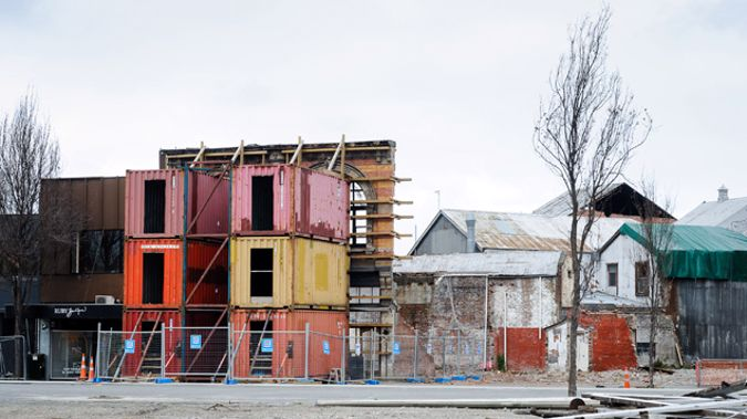 Part of Christchurch's central city after years of demolition work (Getty Images)