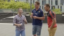 WATCH: Super Rugby singalong