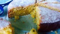 Nici Wickes: Passionfruit and lemon cake
