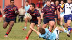 UK doctors call for school rugby tackle ban