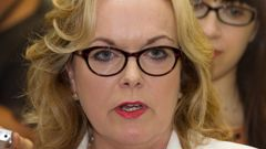Minister of Police Judith Collins, said she was happy with how police were handling the siege (NZ Herald)
