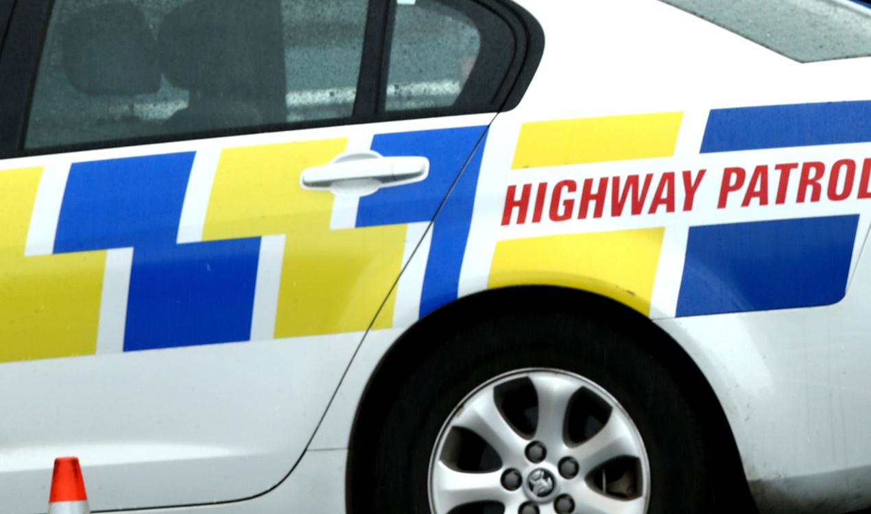 Kumeu crash closes Matua Road