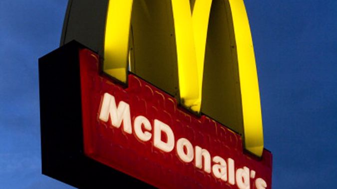 McDonald's says individual franchisers decide the price of meals at their chains (Getty Images).