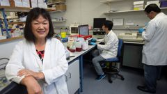 Associate Professor Lai-Ming Ching. (Photo / NZ Herald)