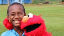 Chris Lynch: Bringing smiles to cyclone-scared Fijian kids