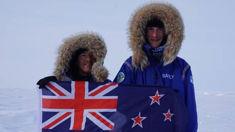 MP reaches North Pole for Kokako fundraiser