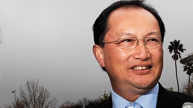 Mayor of Gisborne Meng Foon (Getty Images)
