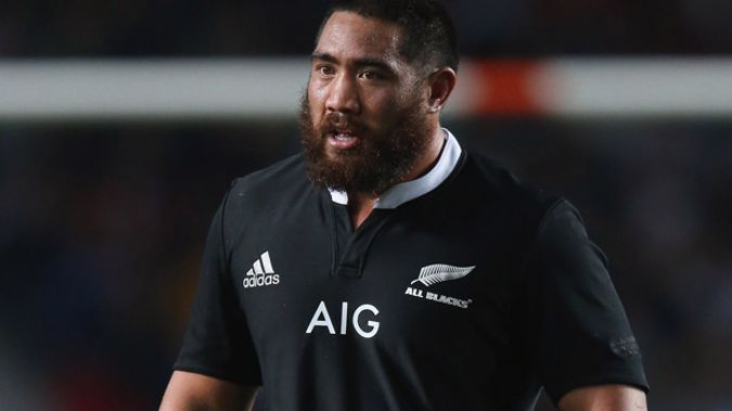 All Black Charlie Faumuina (Getty Images).