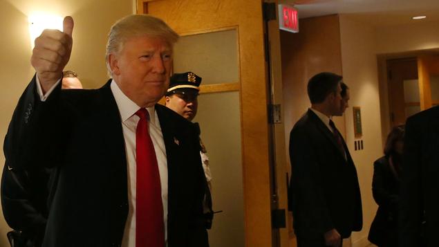 Trump last man standing in Republican race