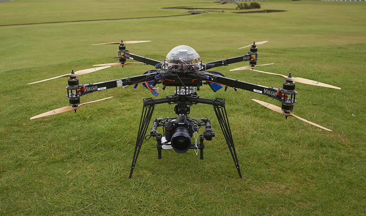 Man guilty on all charges in landmark drone trial