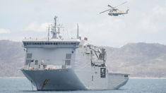 Dismissal of groping Navy Commander no surprise - lawyer