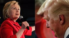 VIDEO: Trump, Clinton in poll deadlock