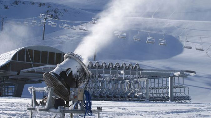 A shot of the Mt Hutt base in 2013. (Supplied)