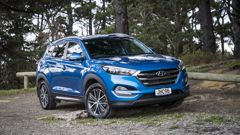 Hyundai Tucson 2WD Elite (Supplied).