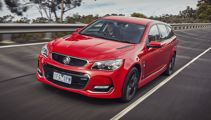 Bob Nettleton: Holden Commodore SSV Redline wagon