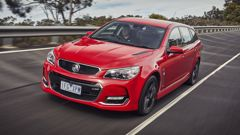 Holden Commodore SS Redline Wagon (Supplied).