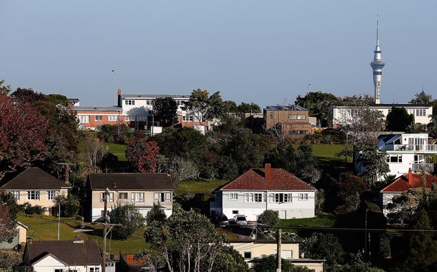 Few Auckland houses qualify as affordable, as set down by Government standards (Getty Images)