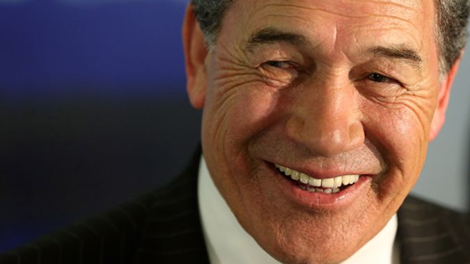 New Zealand First leader Winston Peters (Getty Images)