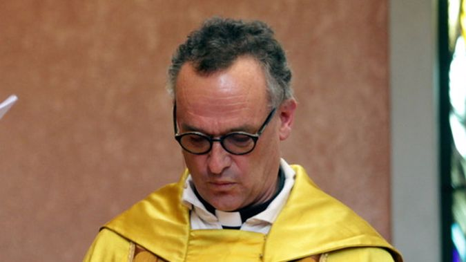 Michael Godfrey was stood down and banned from any priest duties for breaching church laws (Photo / NZ Herald)