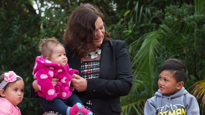 Labour MP Sue Moroney has since 2012 sought to extend paid parental leave by way of a member's bill. Photo / Greg Bowker