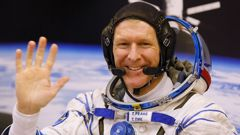 British astronaut Tim Peake, a member of the main crew of the expedition to the International Space Station. (NZ Herald/Tim Peake)
