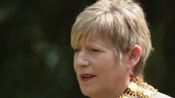Christchurch mayor Lianne Dalziel (Getty Images).