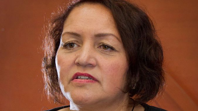 Maori Party co-leader Marama Fox supported the petition for mandatory notification to parents before a woman under the age of 16 seeks an abortion (Photo / NZ Herald)