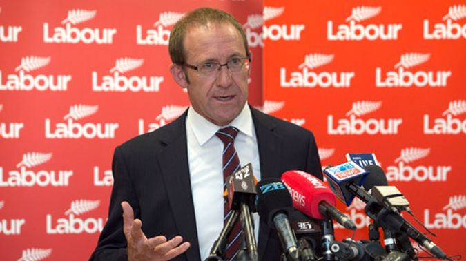 Labour leader Andrew Little. Photo / File.