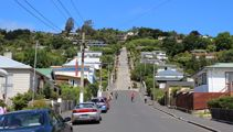 Jaffas set to roll down world's steepest street