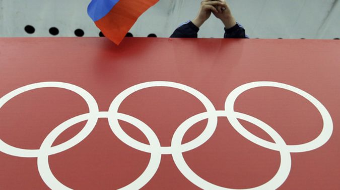 The Russian drug scandal has helped to ruin the Olympics for Andrew Dickens (Photo / AP / NZ Herald)