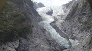 PHOTOS: Iconic South Island glaciers retreating
