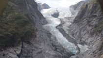 PHOTOS: Iconic South Island glaciers retreating