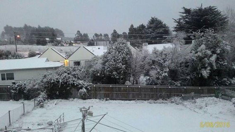 Snow in Brockville (Mark Hannah)