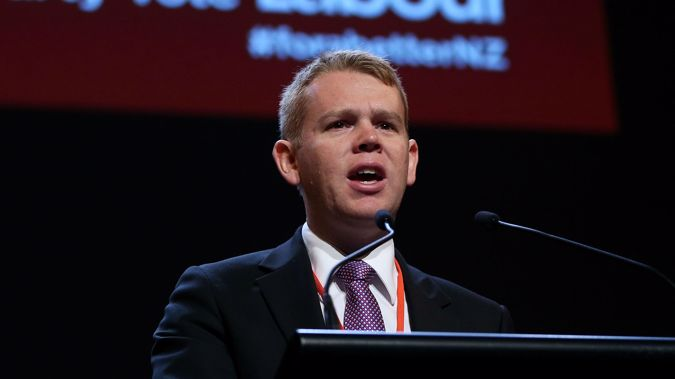 Labour's education spokesperson Chris Hipkins says spending money on education is never a waste (Getty Images)