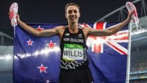 Kiwi Olympic great: We have to have seven negative Covid tests before we can mingle