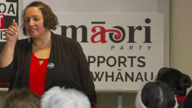 The Māori Party believes there's nothing to fear from Māori being given a formal share in New Zealand sovereignty (Newspix)
