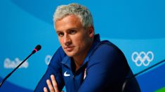 Ryan Lochte charged with false police report