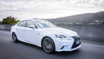 Lexus IS turbo Sedan