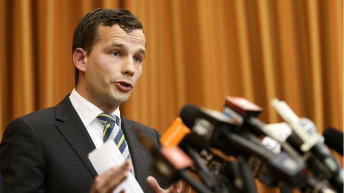 ACT Party leader David Seymour (Getty Images).