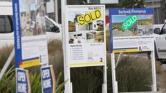 The latest QV figures shows Auckland's average house value is now over a million dollars (Photo / NZ Herald)